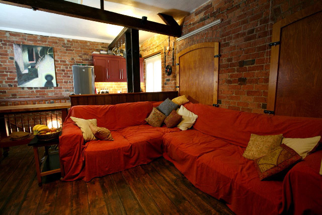 Sole Studios Loft-Living lounge Environment for video and photography